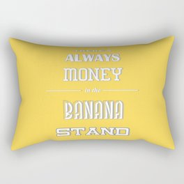 Banana Stand (Arrested Devt) Rectangular Pillow