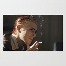 Smokin' Bowie Rug