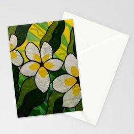 Samoan Pua Stationery Cards
