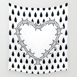 Love you (variation 05) Wall Tapestry