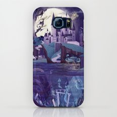 Never a Quiet Year at Hogwarts Galaxy S6 Slim Case