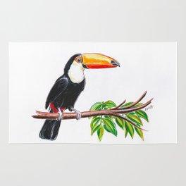 Toucan Rug
