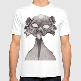 Meeting With Beksinski T-shirt