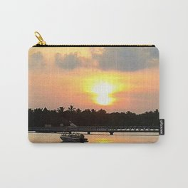 Maldives - Afterglow Carry-All Pouch