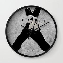 Death the Kid Wall Clock