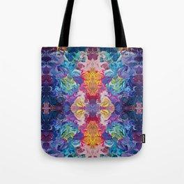 Aurora Swirls Tote Bag