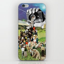 Through the Lens iPhone Skin