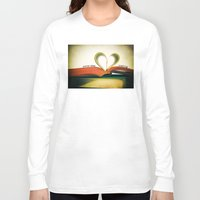 read Long Sleeve T-shirts featuring Read by Lawson Images