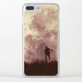 war series 1 Clear iPhone Case
