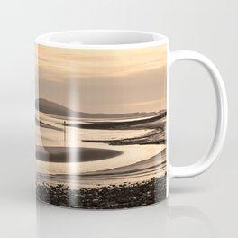 Loughor estuary mudbanks Coffee Mug