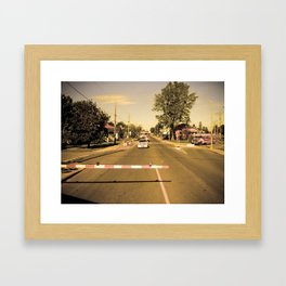 050912.005 Framed Art Print