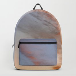 Ethereal Sunset – Cloudscape Backpack