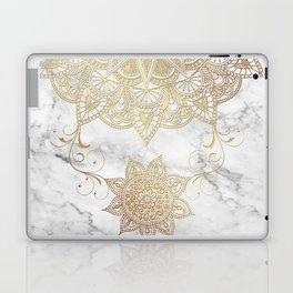 Golden drop Laptop & iPad Skin