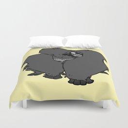 Gorilla King Duvet Cover