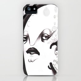 Mrs. Thing iPhone Case