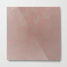 Elegant pattern Metal Print