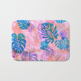 Kona Tropic Coral Bath Mat