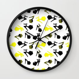 Heels love Wall Clock
