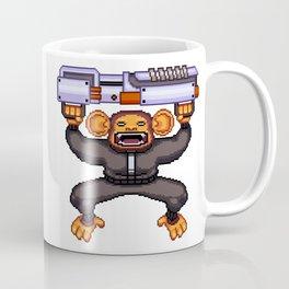 Baron the Boss Pixel Art Coffee Mug