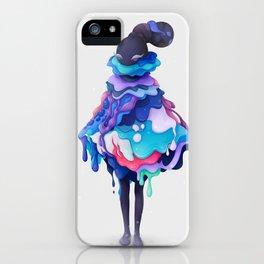 Lollipop Queen iPhone Case
