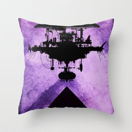 OVNI Throw Pillow