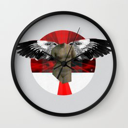 Wonder Wood Dream Mountains - The Demon Cleaner Series · Defenders of the Faith · Crop Circle Wall Clock