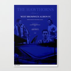 The Hawthorns, Home of Canvas Print