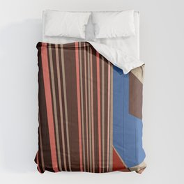 Taliesin West Juul Illustration Comforters