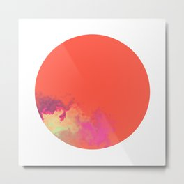 Vivid Planet 10 Metal Print