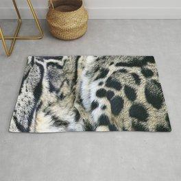 Clouded Leopard Rug