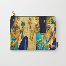 Egyptian Women Carry-All Pouch