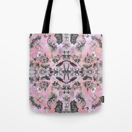 12 Monkeys Nightmare Tote Bag