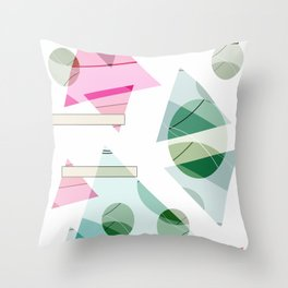 Pattern 2017 044 Throw Pillow