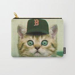 Baseball Kitten #3 Carry-All Pouch