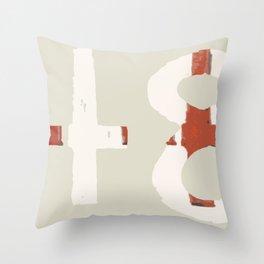 48 Throw Pillow