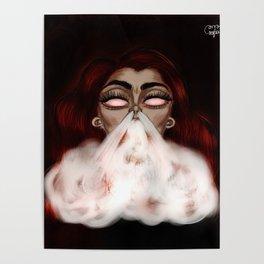Dragon Smoke Poster