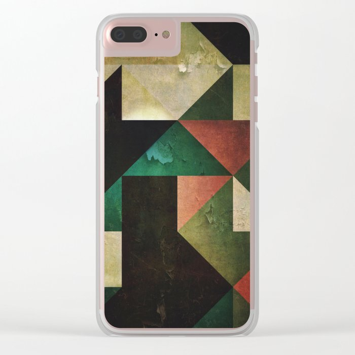 Reminder Clear iPhone Case