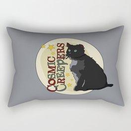 Cosmic Creepers Rectangular Pillow