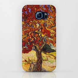 Vincent Van Gogh Mulberry Tree iPhone Case