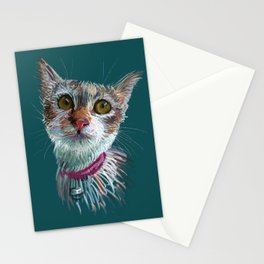 Tofu cat Stationery Cards