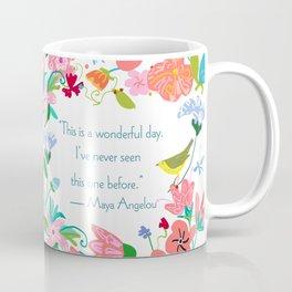 WonderfulDay Coffee Mug