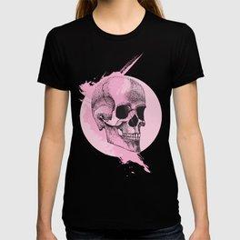 Rose Coloured Skulls T-shirt
