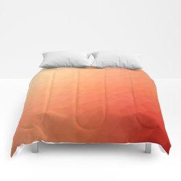 Red flakes. Copos rojos. Flocons rouges. Rote Flocken. Красные хлопья. Comforters