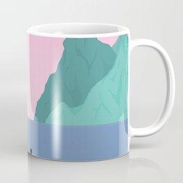 Against The Current Coffee Mug