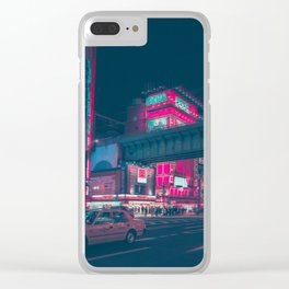 """The """"SEGA!!! scream"""" Clear iPhone Case"""