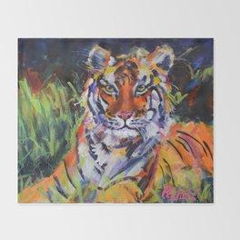 Beautiful Bengal Throw Blanket