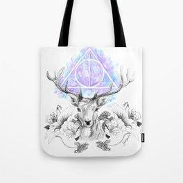 Deer Horcrux Tote Bag