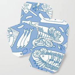 Smorgasbord Coaster
