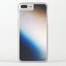 Window Rainbows no.1 Clear iPhone Case