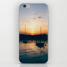 Golden Hour iPhone & iPod Skin